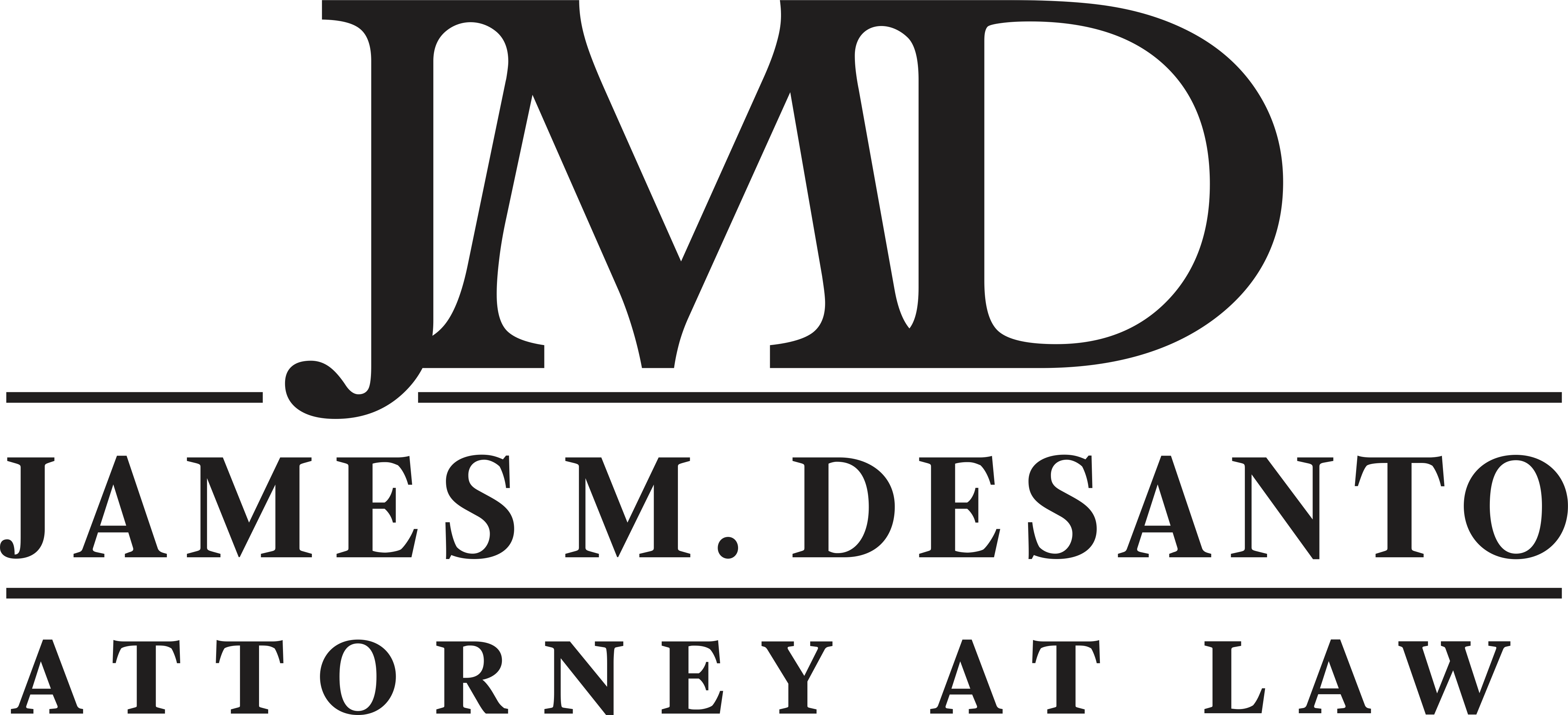 James M. DeSanto Attorny at Law